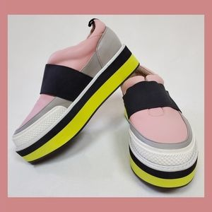 Shellys creeper sneakers